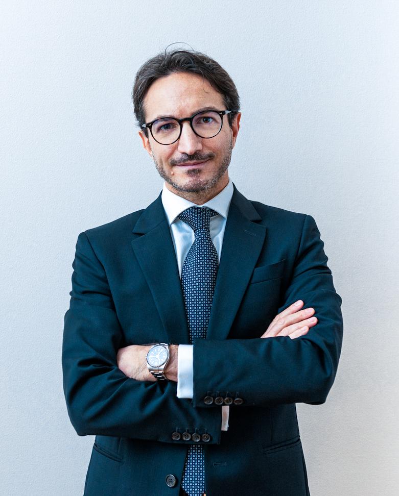 Foto a mezzo busto Avvocato Luca Membretti
