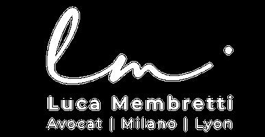 Logo avvocato membretti