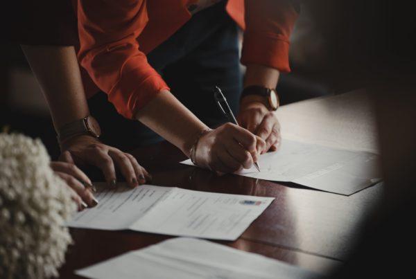 firma contratto di leasing